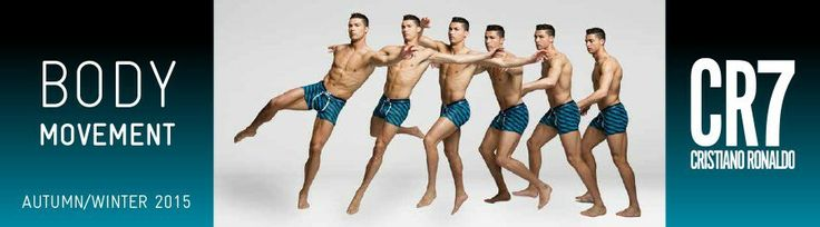 Click here to read about the newest CR7 underwear collection and the reasons behind it!