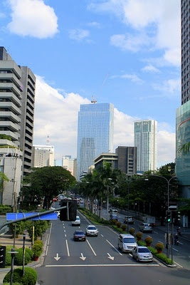 Makati Is The Financial Center Of The Philippines Places To Go To In The Philippines