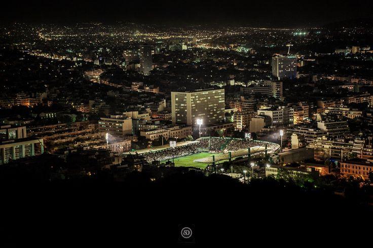 Stadium by Dimitris Drougoutis on 500px