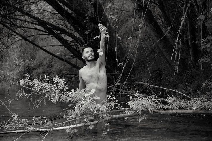"""Opera Fotografica: """"Non Sogno mai a Colori"""". Artista: Davide Casagrande. Fotografia, 2015."""
