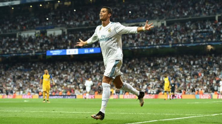 Ronaldo brace guides Real Madrid; Spurs beat Dortmund, Liverpool held Cristiano Ronaldo made played for the first time since his Super Cup suspension, bagging a brace for a smooth Real victory. Cristiano Ronaldo scored twice to help Real Madrid open their Champions League campaign with a 3-0 win over Apoel on Wednesday. The breakthrough came on the counter-attack in the 12th minute as Isco ran past a series of defenders before laying the ball off to Bale, whose low cross through the box came…