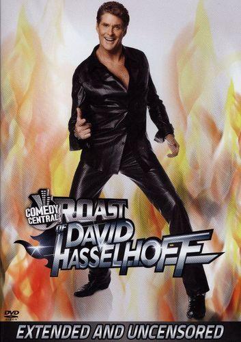 Comedy Central Roast of David Hasselhoff [DVD]