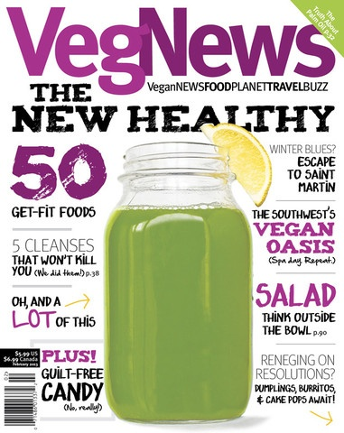 January+February 2013: The New Healthy