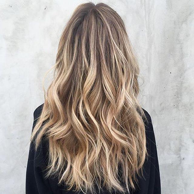 California Blonde via @briannacolette_hair