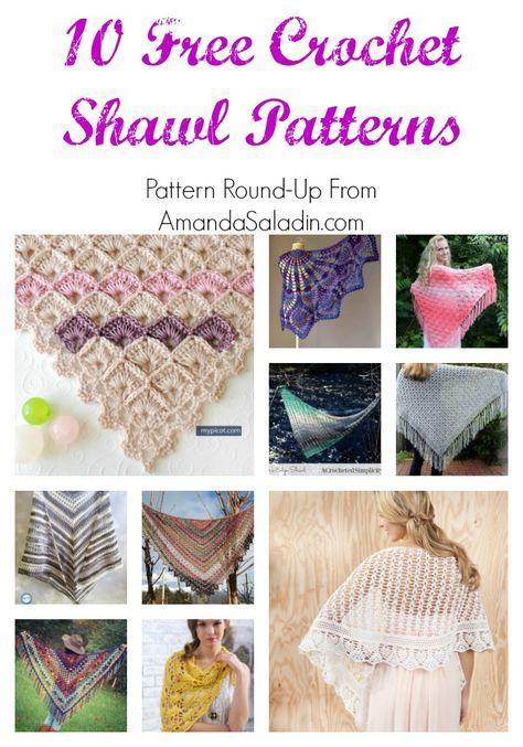 100 besten Shawl Bilder auf Pinterest   Schultertuch, Schals und ...