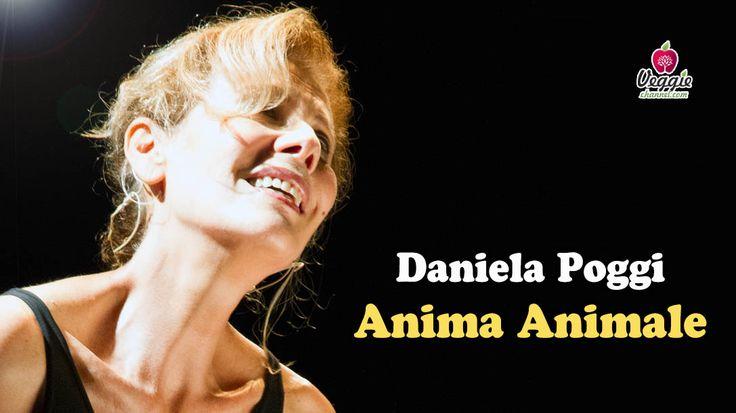 """""""È uno spettacolo che lascia qualche cosa, tu non esci da questo spettacolo vuoto..."""" Scopri Daniela Poggi in """"Anima Animale"""". Guarda il nuovo VIDEO di Veggie Channel: http://veggiechannel.com/video/personaggi-famosi-mondo-vegan/daniela-poggi-anima-animale"""