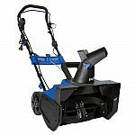 Snow Joe 18 in. 14.5 Amp Electric Snow Blower with Light $119 (orig. $215) #LavaHot http://www.lavahotdeals.com/us/cheap/snow-joe-18-14-5-amp-electric-snow/148291?utm_source=pinterest&utm_medium=rss&utm_campaign=at_lavahotdealsus