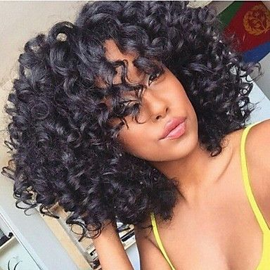 In Stock 10-30inch Kinky Curly With Baby Hair Lace Front Wigs 100% Brazilian Virgin Human Hair U Part Wig For Women 4023599 2017 – $91.19