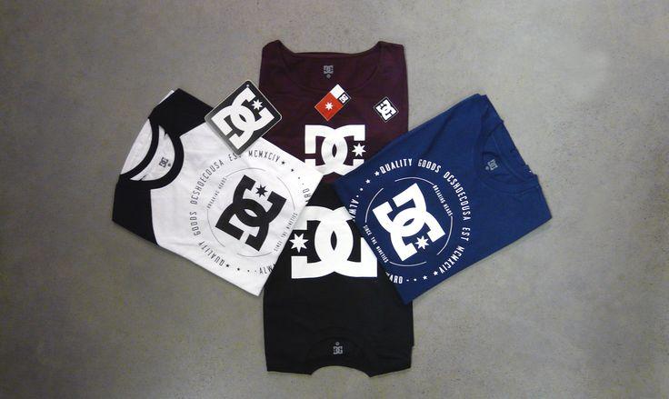 Nová kolekce DC skladem!!! Mrkej na jejich nové pánské i dámské trička a nejen to! Objednávat můžeš zde: ČR: https://goo.gl/Koqx8U SK: https://goo.gl/xUYf9m Za Xtremeshop Kirsten