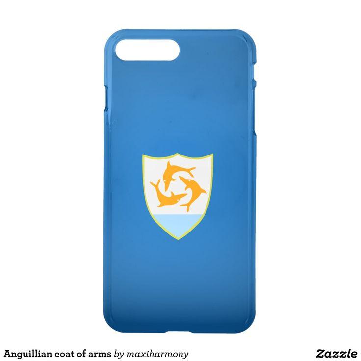 Anguillian coat of arms iPhone 7 plus case