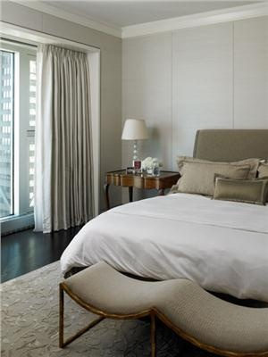 Contemporary Modern Retro Bedroom By Gary Lee Like The Bench