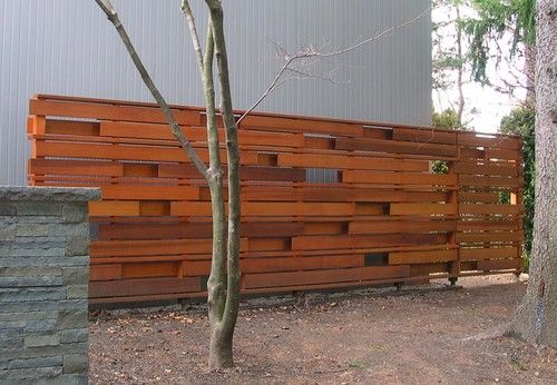 46 Best Fence Ideas Images On Pinterest Architecture