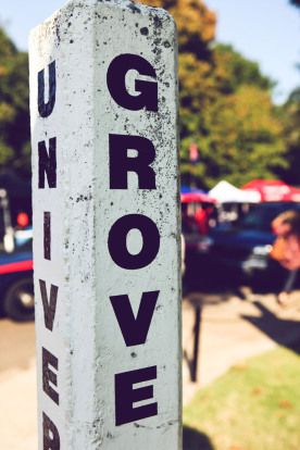 The Grove...Oxford, MS