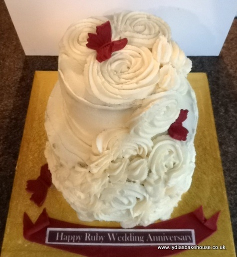 red velvet wedding cake recipe uk 7 best images about anniversary cake ideas on 19164