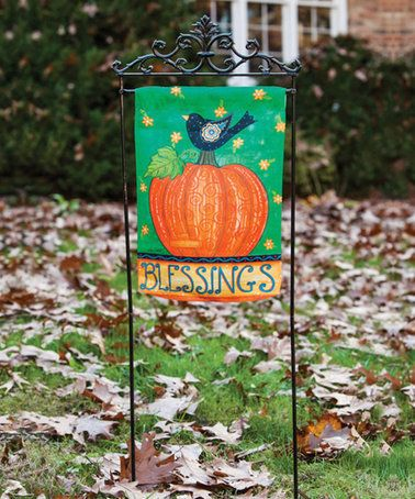 This Arbor Flag Stand is perfect! #zulilyfinds