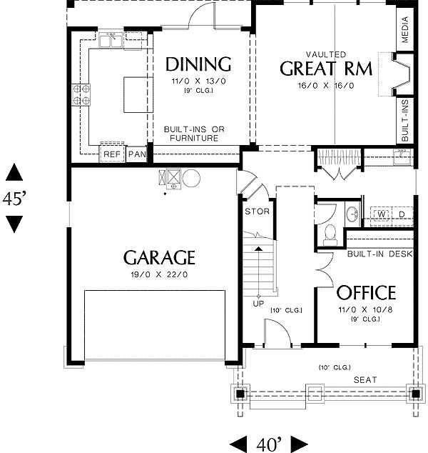 187 best images about house plans 1800 2200 on pinterest for House plans 1800 to 2200 sq ft