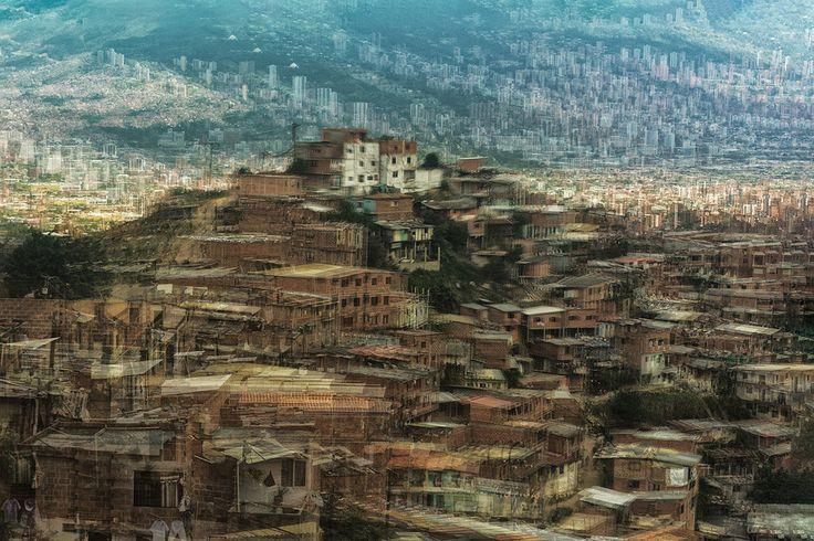 https://flic.kr/p/LvPnZp   C&C-Medellin-CiudadInformal   Vista al Barrio…