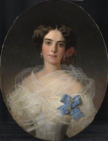 Carolina Johanna von Stackelbergi (1809–1863)