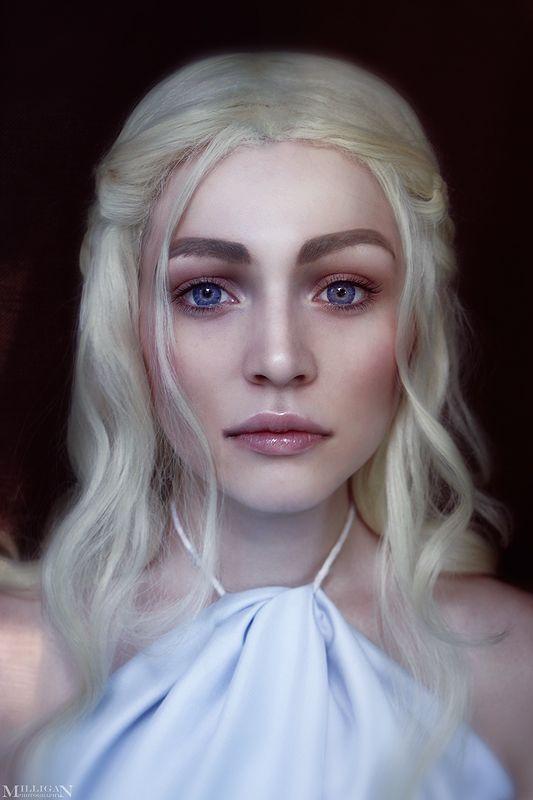 Daenerys Targaryen cosplay (Game of Thrones) | Photo by MilliganVick.deviantart.com