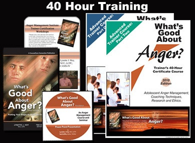 anger management curriculum for adults pdf