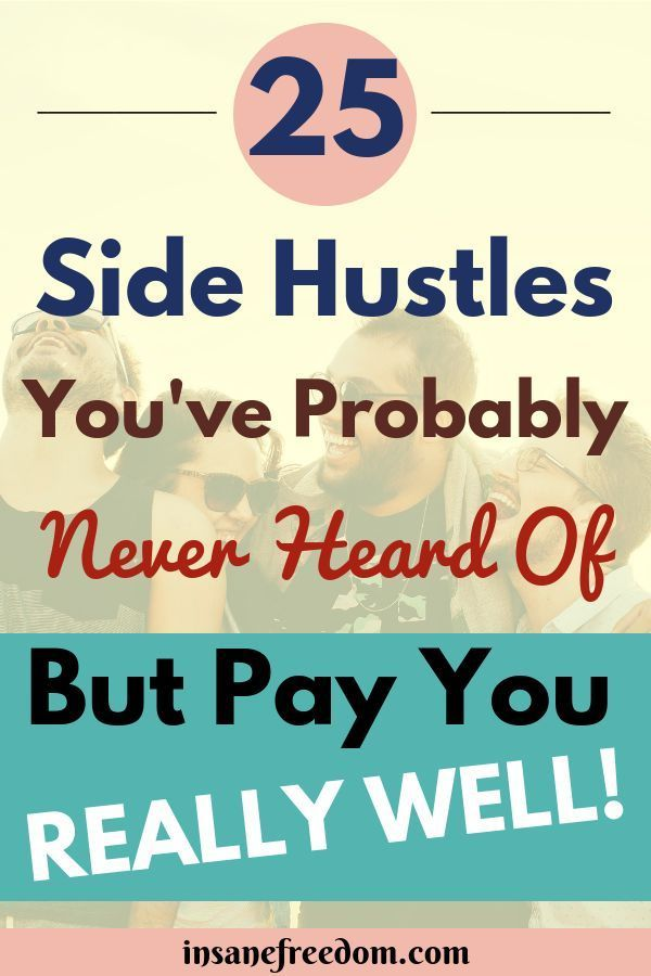 25 Lucrative Side Hustles To Make Extra Cash