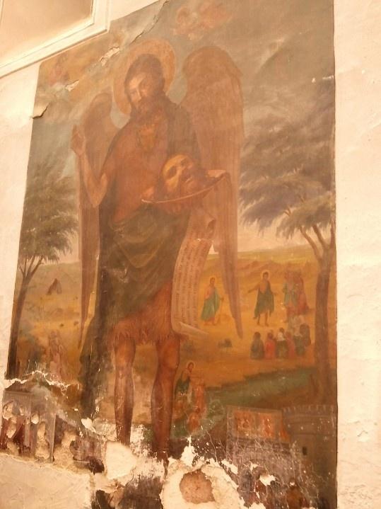 Agios Ioannis Prodromos Church  Makrinitsa Pelion