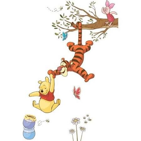 winnie the pooh wall stickers - Google Search