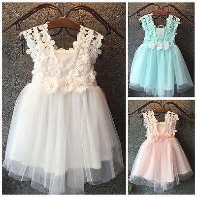 15 besten Girl\'s Dresses Bilder auf Pinterest   Tüllkleidchen ...