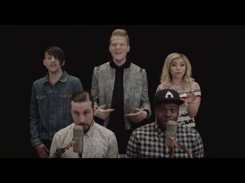 Pentatonix cover Michael Jackson through the years