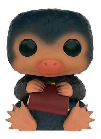 Niffler with purse Vinyl Figure 09 - Funko Pop! från Fantastic Beasts and Where to Find Them