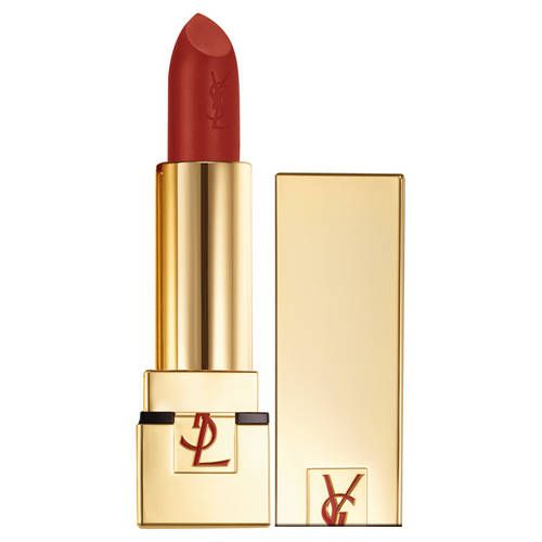 YSL Rouge Pur Couture the Mats - 204 Rouge Scandal
