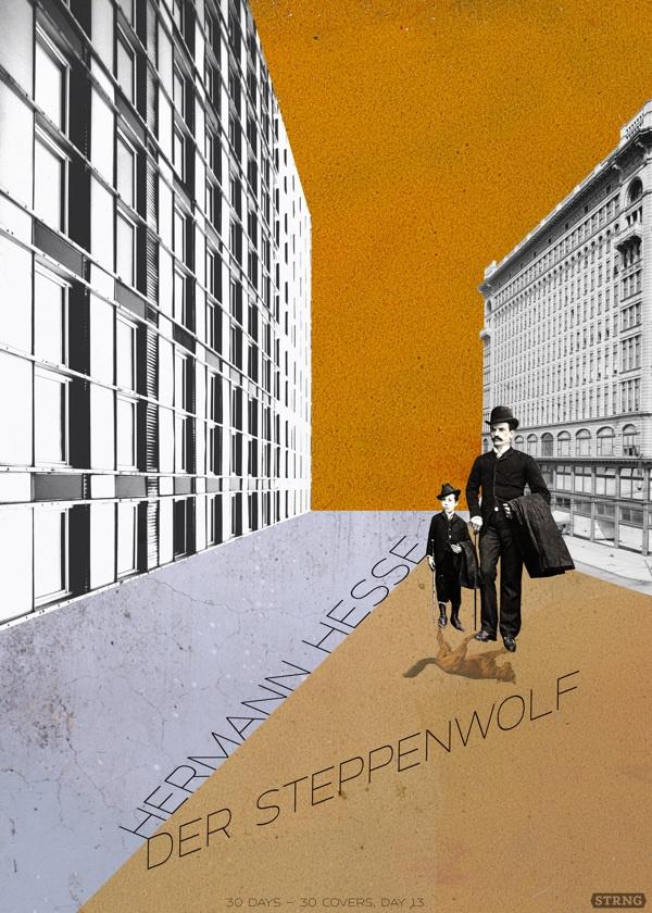 Hermann Hesse's Der Steppenwolf by Eliash Strongowski