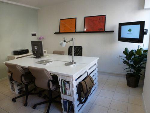 15 best office/ craftroom images on pinterest | home, desk ideas