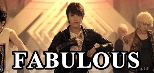 Fabulous Lee Donghae #SuperJunior