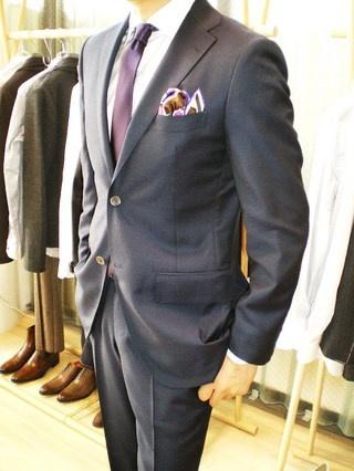 Dormeuil Suit. Men's Fashion