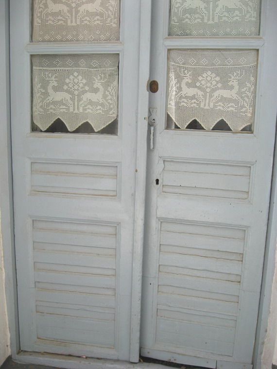 the door to my grandma's house