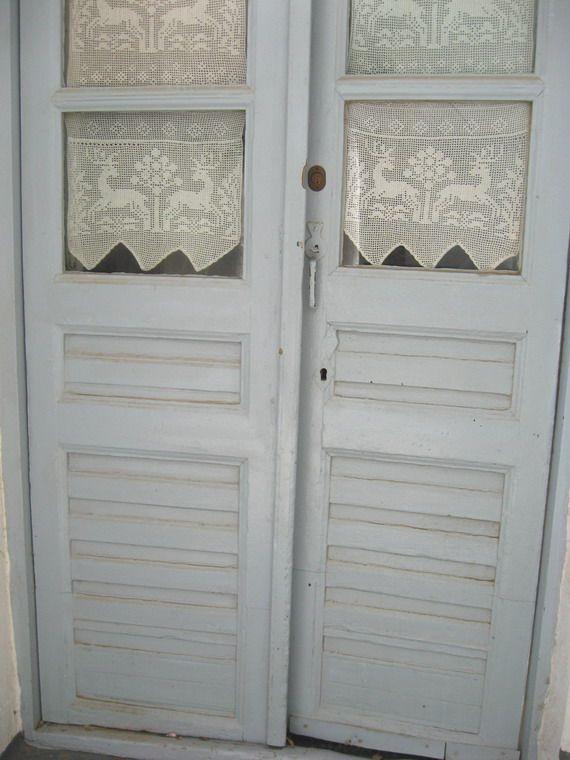 the door to my grandma's house