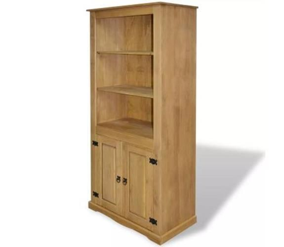 The Highboard Can Also Be Used As A Display Cabinet Or Bookcase The Cabinet Below Has Two Shelves And Provi Wooden Cupboard Sideboard Cabinet Cupboard Storage