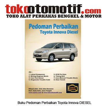 Kode : 49000000315 Nama : Pedoman Perbaikkan Mobil Toyota Innova Diesel Merk : – Tipe : – Status : Siap Berat Kirim : 1 kg