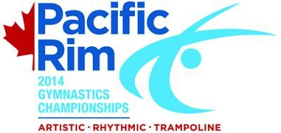 Pacific Rim Gymnastics Championships 2014 begins Wed, 9 Apr 2014 in #Richmond at Richmond Olympic Oval Entertainment, Sports