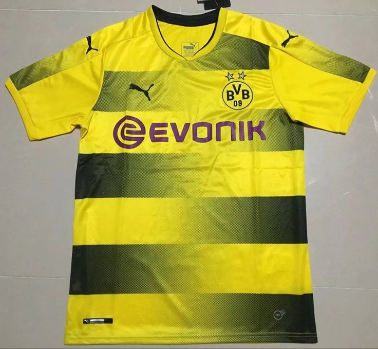ecf87491164 2015 2016 borussia dortmund yellow soccer jersey uniform 9 immobile