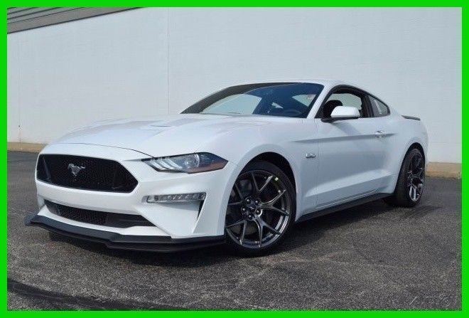 Ebay Ford Mustang Gt 2019 Mustang Gt Performance Package Level 2