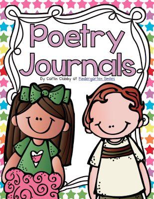 poetry journal freebie!