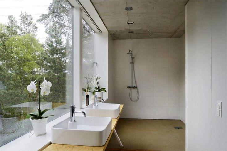 Oltre 25 fantastiche idee su doppio lavabo da bagno su - Bagno la villa pinarella ...