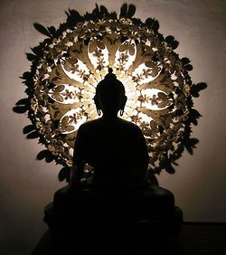 buddhabe:  the light from within