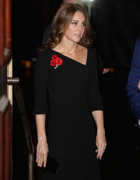 The Royal family attended the Festival of Remembrance 2018 ...