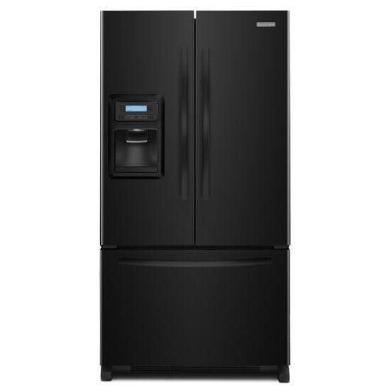 KitchenAid Architect Series II 19.7 cu. ft. French Door Refrigerator KFIS20XVBL #KitchenAid