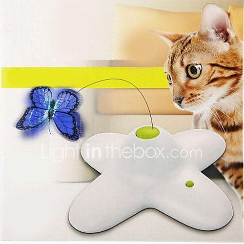 les 25 meilleures id es de la cat gorie jouets pour chats. Black Bedroom Furniture Sets. Home Design Ideas