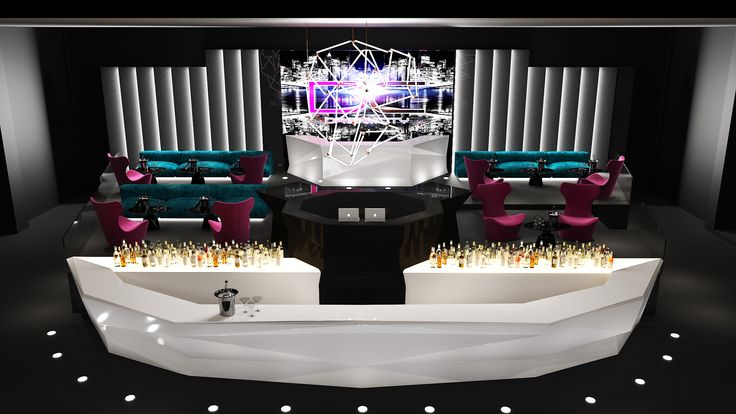 'DREAM CITY' night club / prive stage/ Athens