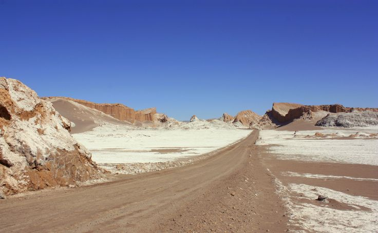 The driest place on earth, the Atacama Desert #Chile #Travel